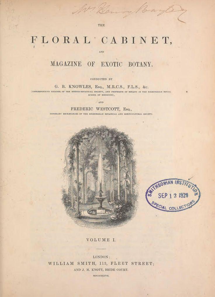 108 best SUBJECT-Botanicals images on Pinterest Flora, Botany - badezimmerschrank tl royal