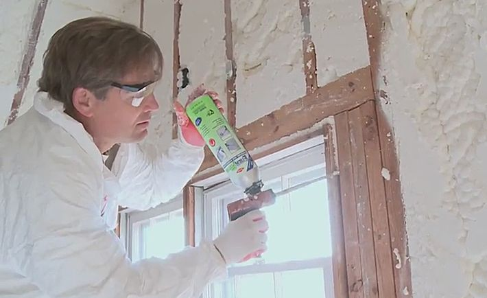 American Chemistry Council | An Education on Polyurethane Foam Insulation for Today's Homeowner