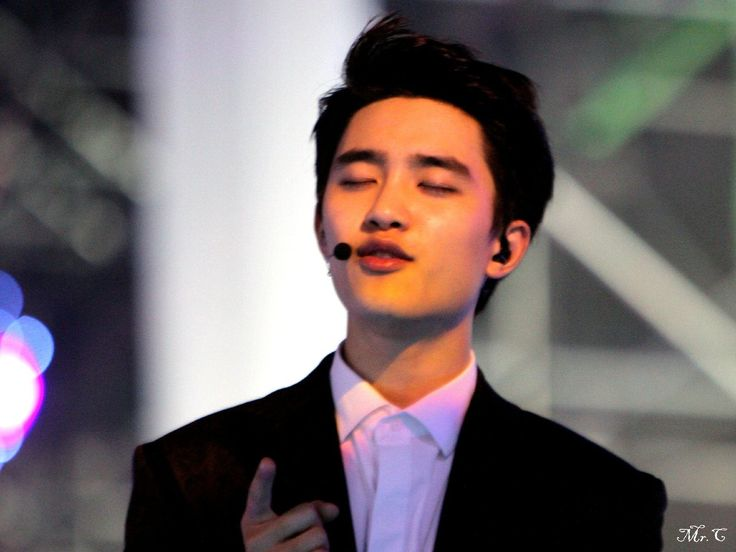 D.O - 140921 EXO from Exoplanet #1 - The Lost Planet in Beijing Credit: Mr. C.