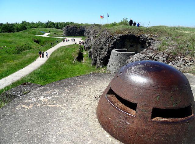 Fort Douaumont - Battle of Verdun, France
