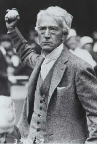 first commissioner of baseball....im related to him too.