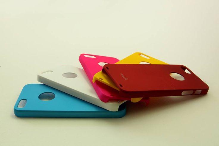 Glaze Case Λευκή (iPhone 5/5s) - myThiki.gr - Αξεσουάρ Smartphones & Tablets - Χρώμα λευκό