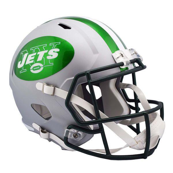 Riddell New York Jets Blaze Revolution Speed Full-Size Replica Football Helmet - $189.99