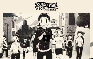 De lo Social a lo Personal, NIKE YOUR YEAR: videos personalizados para Runners! o un ejemplo de como Nike sabe capitalizar varias tendencias... ;-)) #muyfan #nike #runners #running #comunicación #tendencias más en nethunting.es