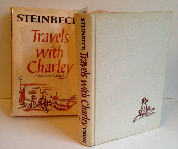 best john steinbeck images writers author and  travels charley in search of america by john steinbeck