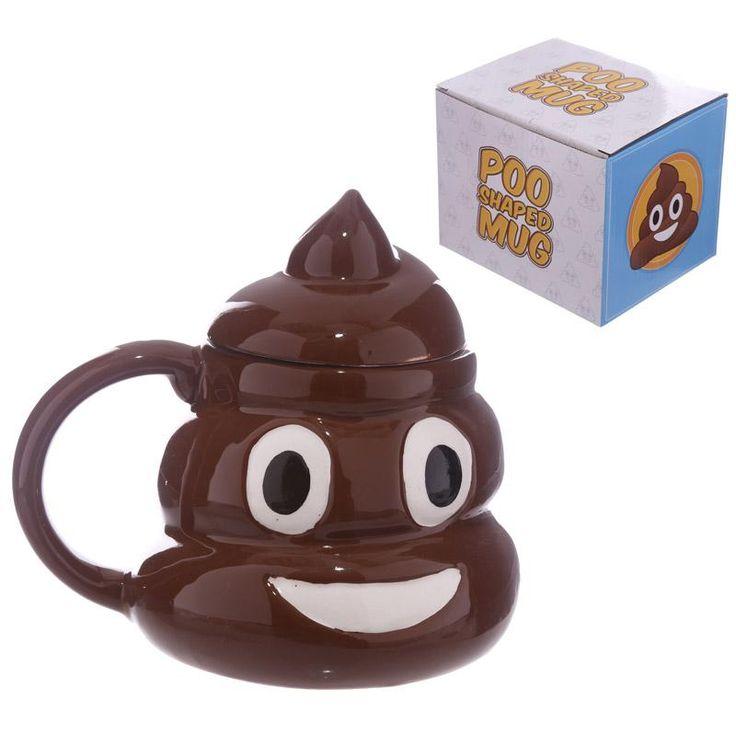 💩emoji mug