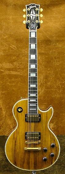 Gibson Les Paul Custom Limbawood