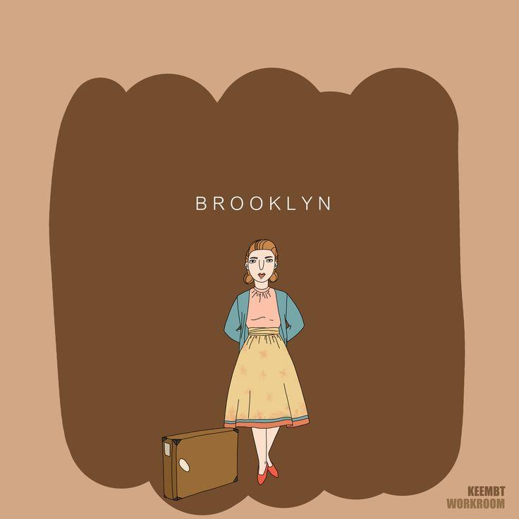 [영화] 브루클린(Brooklyn, 2015) 다시 시작을 꿈꾸는 이곳, 브루클린에서 새로운 사랑을 만나다!