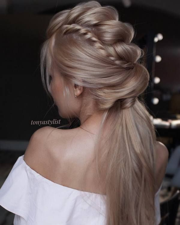 20 Gorgeous Wedding Hairstyles For Long Hair: Top 20 Long Wedding Hairstyles And Updos For 2019