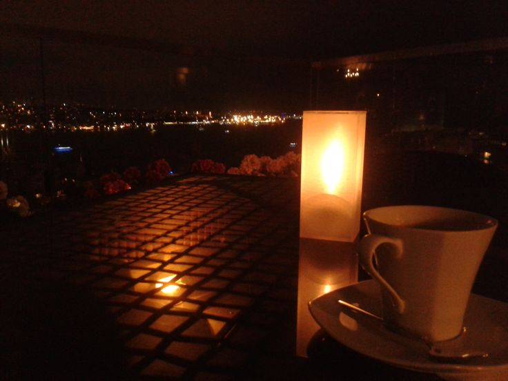 Bosphorus by night - Istanbul
