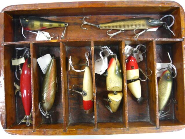 1000 ideas about homemade fishing lures on pinterest for Collectible fishing lures