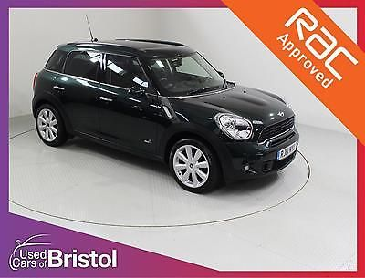 eBay: 2011 MINI COUNTRYMAN 2.0 COOPER SD ALL4 5DR HATCHBACK DIESEL #minicooper #mini ukdeals.rssdata.net