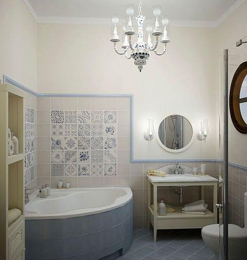 Дизайн ванной комнаты фото 3