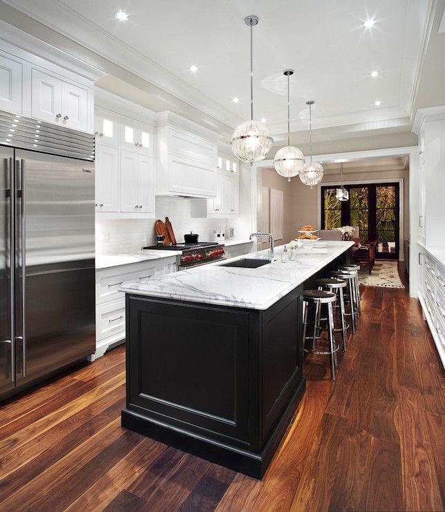 Best 25 Long kitchen ideas on Pinterest