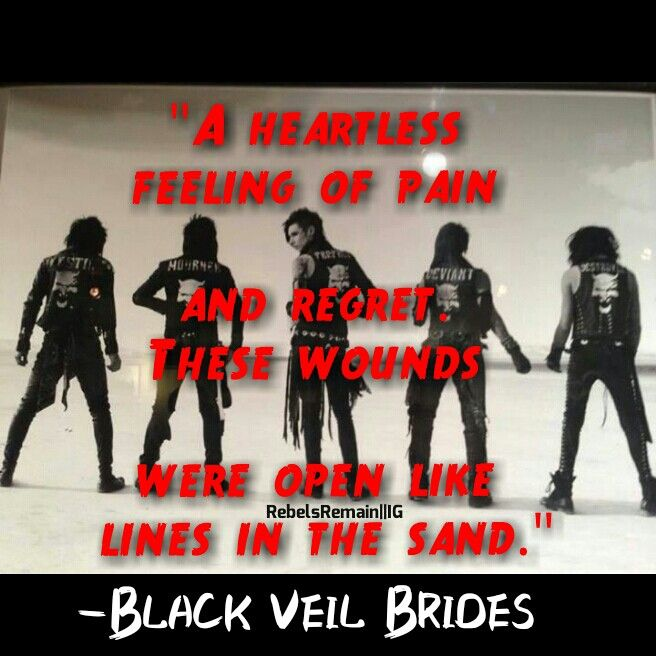 Black Veil Brides Resurrect The Sun | Black Veil Brides ...