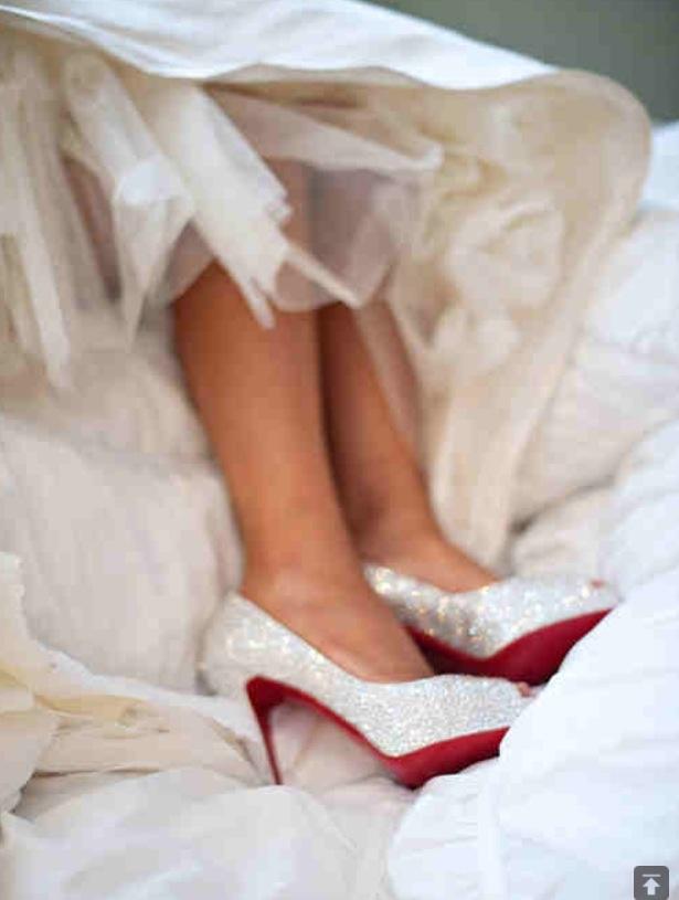 Cinderella louboutins