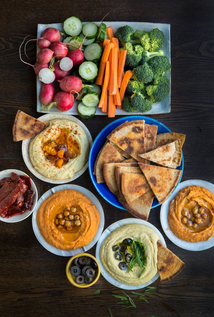 And the Secret to Amazing Hummus Is…Butter? | For incredible hummus, skip the tahini (yes, really!) and try this recipe instead.