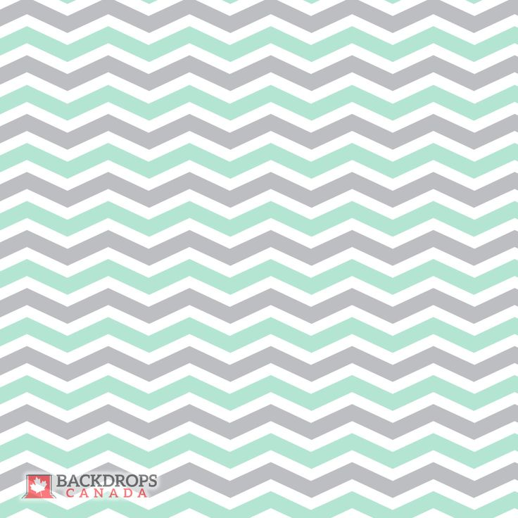 Mint And Coral Chevron Background 220 best Backdr...