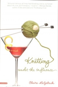 Knitting Under the InfluenceWorth Reading, Claire Lazebnik, Book Worth, Free Time, Knitting, Book Ebook, Influence, Late Twenty, Knits