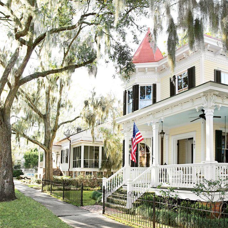 1. Beaufort, South Carolina - 2013 America's Happiest Seaside Towns - Coastal Living