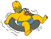 Free Animated Homer Simpson Gifs at Best Animations
