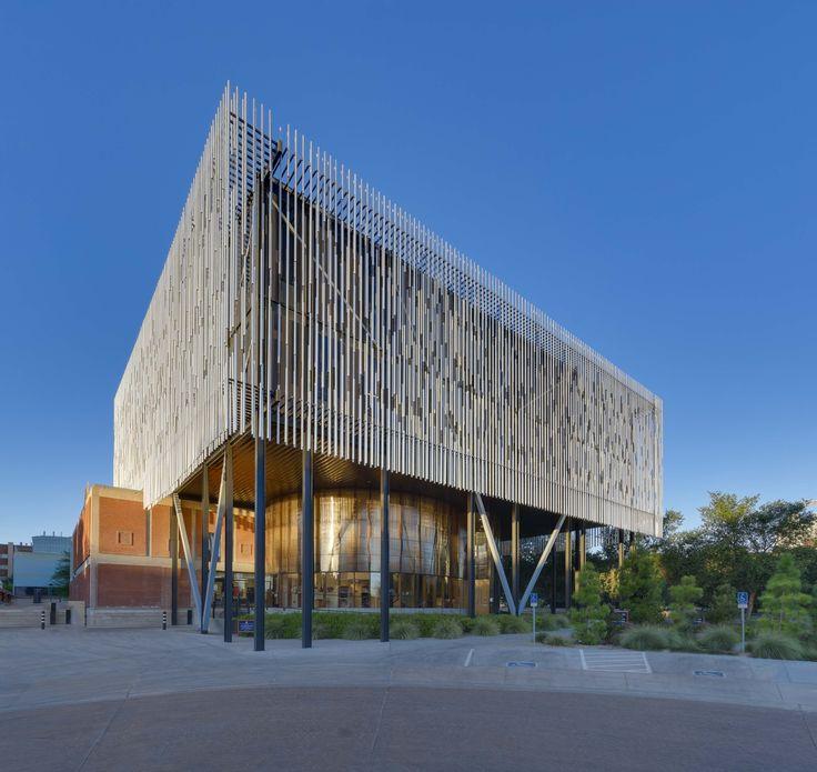 Bryant Bannister Tree Ring Labor, Universität von Arizona | richärd + bauer ar …