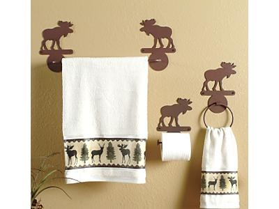 Shop For Rustic Towel Bars And Lodge Bathroom Accessories At Black Forest  Decor, The Ultimate Source For Rustic Bathroom Decorating And Lodge  Furnishings.