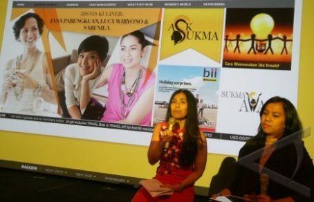 Indonesia Akan Angkat Isu Kewirausahaan Perempuan
