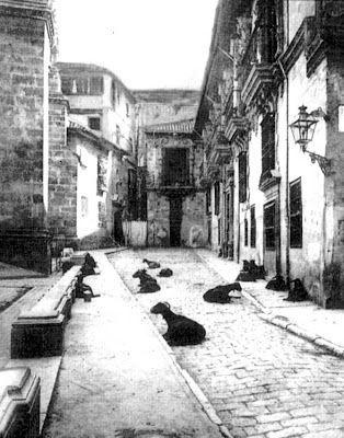 La Madraza a principios de s XX