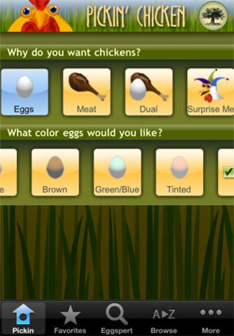 The MOTHER EARTH NEWS Pickin' Chicken app has expanded its content to include more breed photos and profiles, along with additional search functions, to help you find the chicken breed you need.