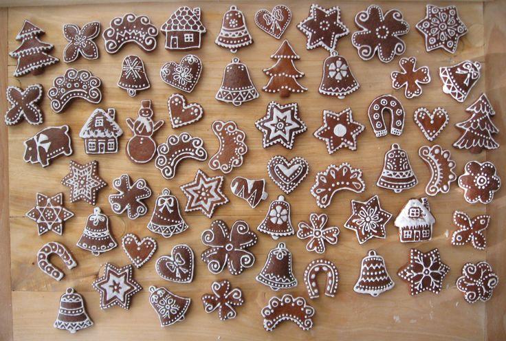 Vánoční perníčky | Fotoreportáže z výletů nejen po Čechách