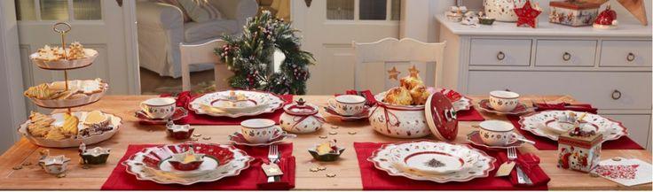 Villeroy & Boch Christmas Shop