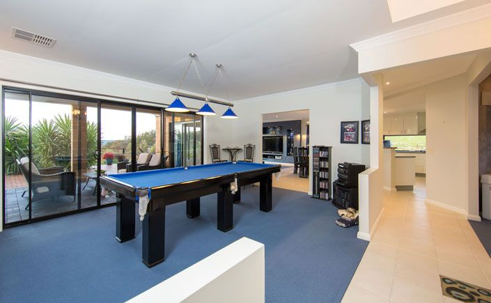 Open Family/Games Room | Lifestyle Property For Sale | Beechworth Vic, Australia