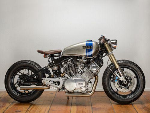 Yamaha Bomber - DeadFix » Moto