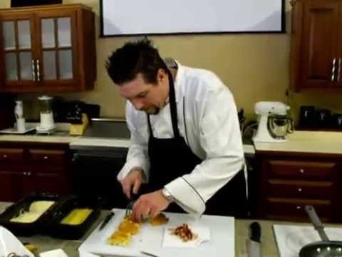 FRANKENFOOD VIDEO for Spike TV show with Chef Shawn M. at Savory Creations La Crosse, WI / Onalaska, Wisconsin