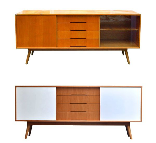 I love this RetroModern Furniture - style