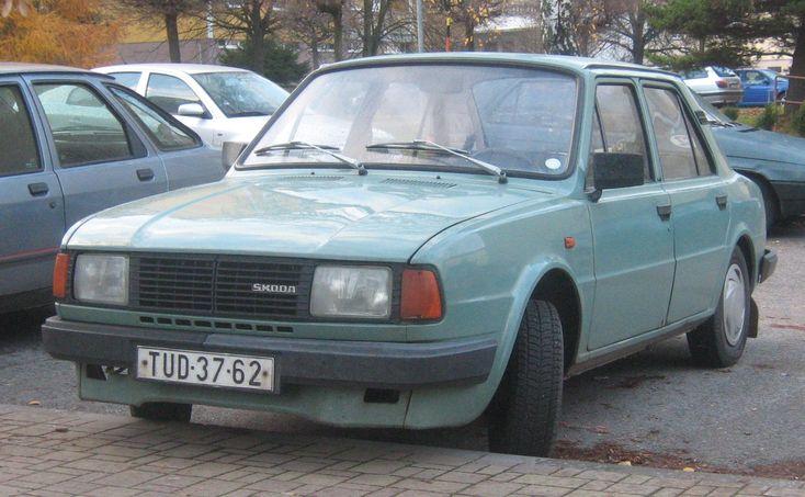 1986 Škoda 120L