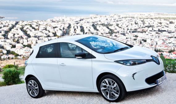 The Renault ZOE is electric cars. It was reported to be a nearly 15% improvement in range thanks to a new motor unit, bringing it up to 149 miles (240 kilometers) of range on the sketchy New European Driving Cycle.