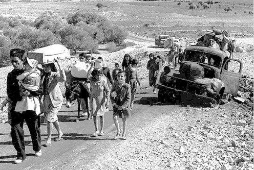 #Накба ‒ палестинская #катастрофа 1948 года http://islam.com.ua/obzori/1417-nakba-palestinskaya-katastrofa-1948-goda 14 мая отмечается Анакба - #годовщина массовой #депортации палестинцев (#Палестина)