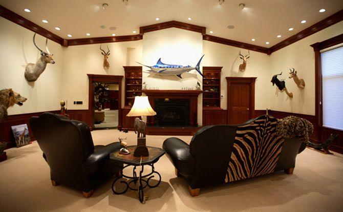 Luxury Man Cave Ideas : Best luxury man caves images on pinterest basement