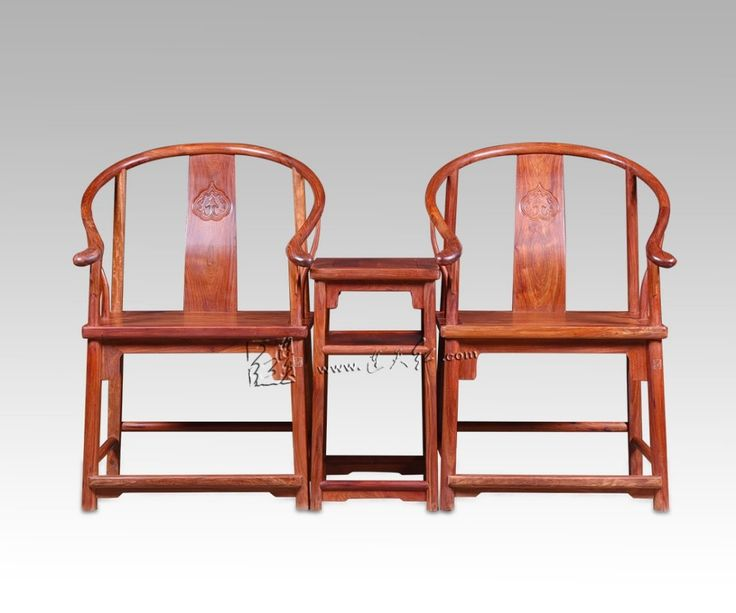 719.00$  Buy now - http://ali5xf.shopchina.info/1/go.php?t=32817074179 - Chinese Court Classical Furniture Sets TWO RuYi Cloud Grain Armchair and ONE Small Tea Table Set Burma Rosewood Living Room Desk  #SHOPPING