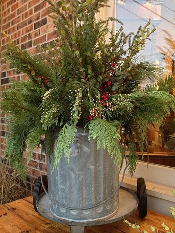 Winter Decorating Ideas :: Hometalk