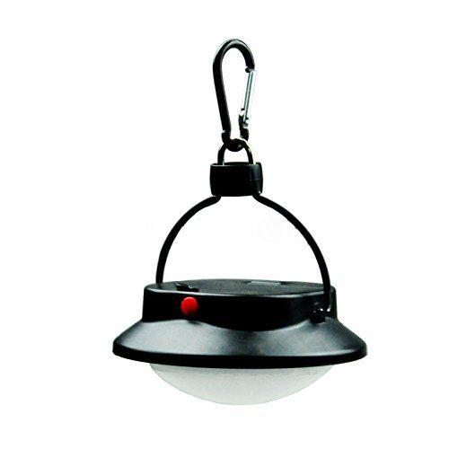 Andoer 60 LED lámpara de camping interior / al aire libre con la pantalla de lámpara para Tienda de campaña de Círculo Lámpara colgante de Camping Luz Blanca 60 LED lámpara al aire libre camping cubierta con Pantalla Círculo Carpa Luz Blanca Camping Lámpara colgante