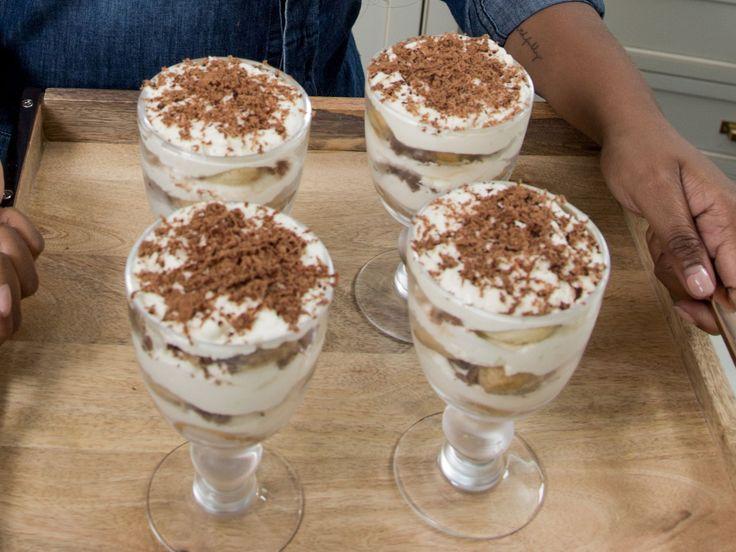 Tiramisu recipe from Ayesha Curry via Food Network