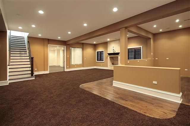 Basement remodeling ideas remodel ideas pinterest lighting basement ideas and interior ideas - Basement makeover ideas ...