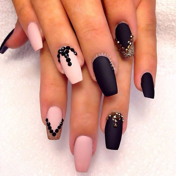 9 best Nail designs fall - winter 2017 - 2018 | New ideas ...