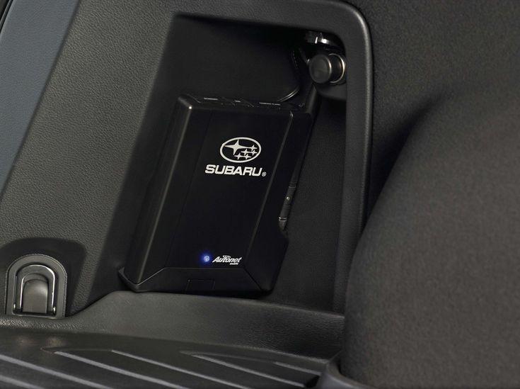 2014 Subaru Outback. #H001SAJ200: Mobile Internet 10