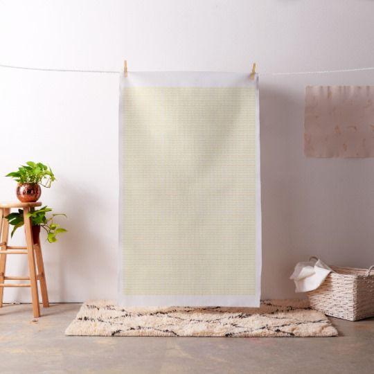 Sunny Flowers Fabric