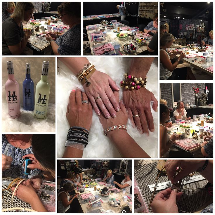 Ladies Night DIY Workshop! Join us!  @ Chunk Palace #creative #inspiration #workshop #diy #diyjewelry #beads #chunkjewelry www.chunkpalace.nl www.facebook.com/chunkpalace