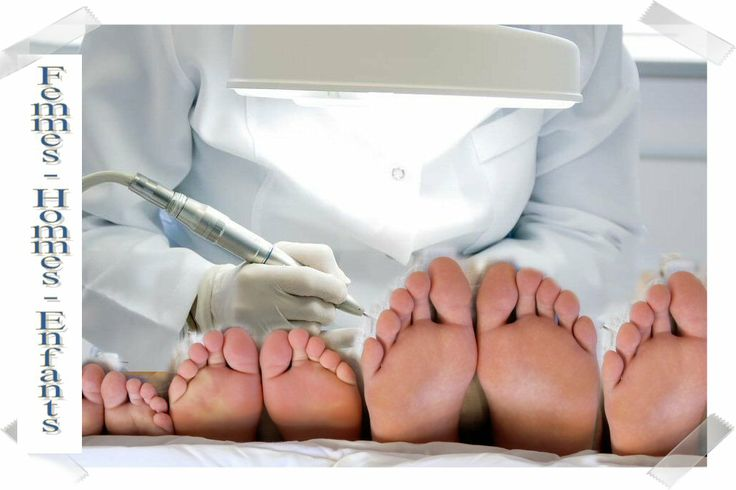 Soins des pieds Pédicure paramédicale au 520 Notre-Dame, Repentigny 514-705-1682